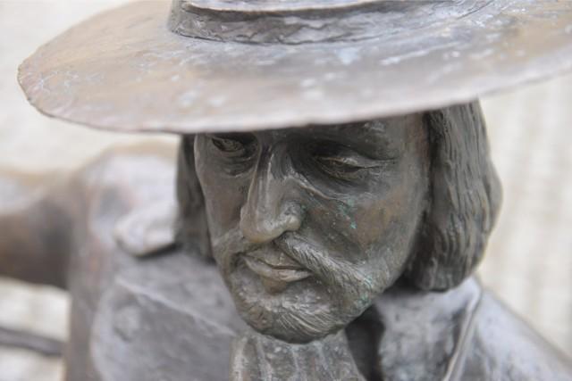 Figura Czesława Niemena w Świebodzinie