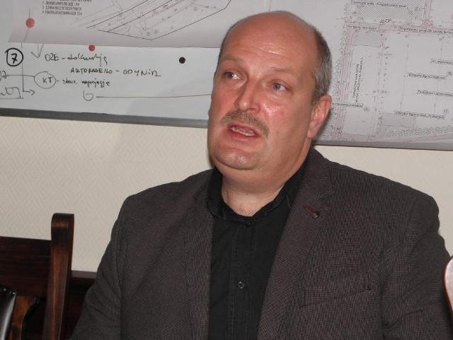 Miejskie Wodociągi w Chojnicach rozbudują i przebudują oczyszczalnię ścieków!Prezes Tomasz Klemann jest pewny, że dzięki tej inwestycji oczyszczalnia zacznie pracować jeszcze lepiej