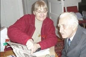 Eleonora Sztajnke z uniwersytetu rozmawia z Aleksandrem Głodkowskim.