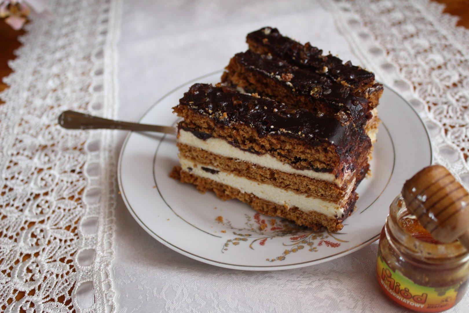 Ciasta Na Swieta Ciasto Miodownik Kola Gospodyn Wiejskich Przepis