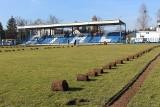 Stadion GOSiR w Gorzycach, na którym gra Stal będzie miał instalację zautomatyzowanego systemu nawadniania