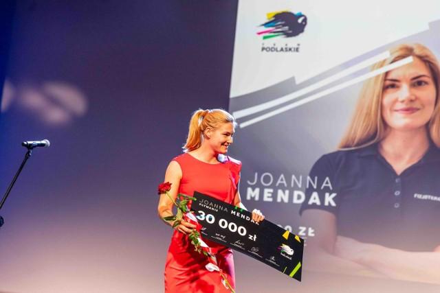 """W piątek (18 czerwca) odbyła się gala """"Team Podlasie"""". Wyróżniono na niej 22 sportowców z województwa podlaskiego. Wyróżnieni otrzymali wsparcie finansowe na rozwój kariery."""