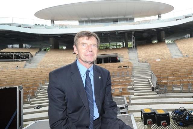 Otwarcie nowego amfiteatru to sukces prezydenta Zembaczyńskiego, ale umowa z telewizją na współorganizowanie festiwalu sukcesem już nie jest.