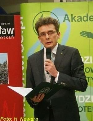 Prof. Andrzej Rokita.