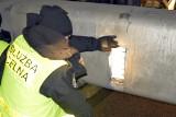Budzisko: Przemyt papierowsów udaremniony przez celników