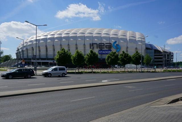 Stadion przy Bułgarskiej od 2013 roku nosi nazwę INEA Stadion. Kto teraz będzie sponsorem obiektu dowiemy się na początku maja