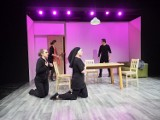 ATB. Tu nawet muchy są bezpieczne według Gro Dahle. Akademia Teatralna o przemocy domowej (zdjęcia, wideo)