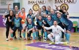 Futsalistki AZS UAM zostały mistrzyniami Polski po raz drugi w historii! Poznański walec zmiażdżył rywalki w wielkim finale