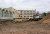 Boiska i skocznia powstają na Baranówku w Kielcach, a plac zabaw już jest gotowy [ZDJĘCIA]