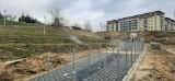 ZIELONA GÓRA. Dolina Gęśnika to teraz plac budowy. Wiosną mieszkańcy będą tu odpoczywać [ZDJĘCIA]