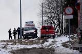 Brutalne morderstwo w Zakopanem. Mężczyzna w szale zadawał ciosy... łopatą?