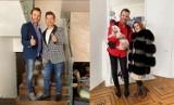 """Zenek Martyniuk, jego żona Danuta i syn Daniel ubierają się u słynnego Gabriela Seweryna z hitu TTV """"Królowe życia"""" 08.06.2021"""