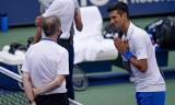 """US Open. Tenisowy świat w szoku po wybryku Novaka Djokovicia. """"Nie potrafię sobie wyobrazić, co się dzieje w jego głowie"""" [OPINIE]"""