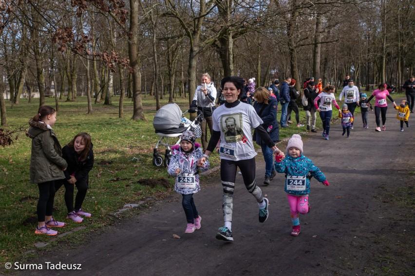 Biegi były 1 marca w parku Batorego w Stargardzie