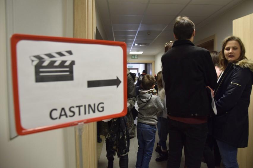 Casting do nowego filmu Smarzowskiego. Do Ciechocinka zjechały tłumy [zobacz zdjęcia]