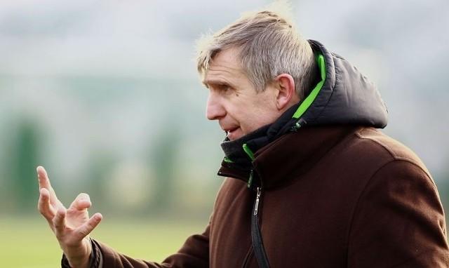 Trener Andrzej Kretek w tym tygodniu pozna decyzję szefów ŁKS.