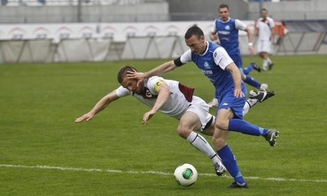 Andreja Prokić jesienią w Stalowej Woli strzelił gola na 2-1 dla rzeszowian.
