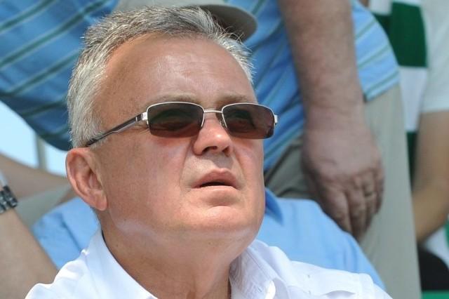 Włodzimierz Gąsior po raz enty prowadzi Stal Mielec od początku sezonu 2012/13.