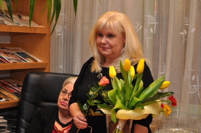 Iwona Nabzdyk jest znaną radomską fotografką