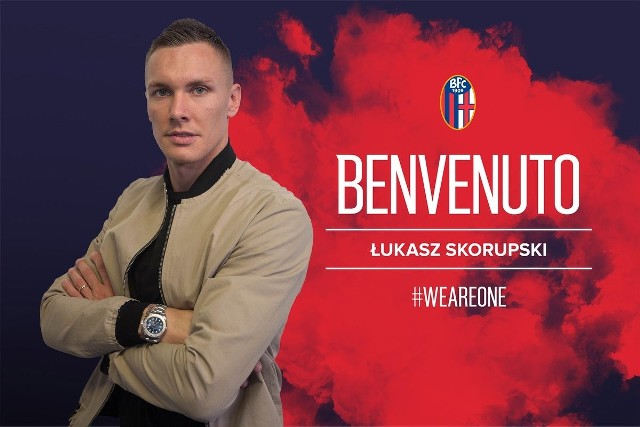 Łukasz Skorupski zmienił klub we Włoszech