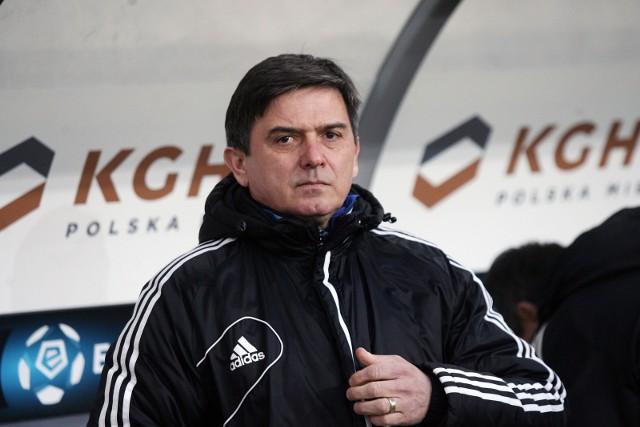 Waldemar Fornalik odchodzi z Ruchu Chorzów!
