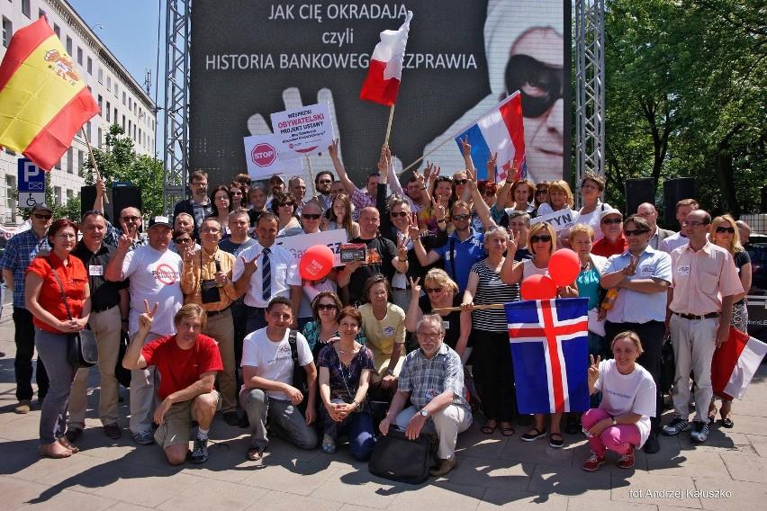 12 czerwca powołana została ogólnopolska organizacja Stop Bankowemu Bezprawiu