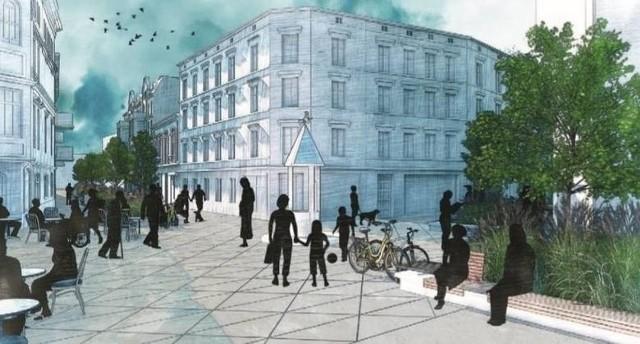 Gorzowski magistrat wciąż nie wybrał firmy, która zajmie się przebudową ulicy Hawelańskiej i Wełniany Rynek.