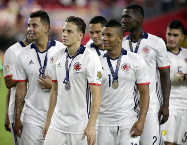 Mecz o 3. miejsce Copa America: USA - Kolumbia 0:1