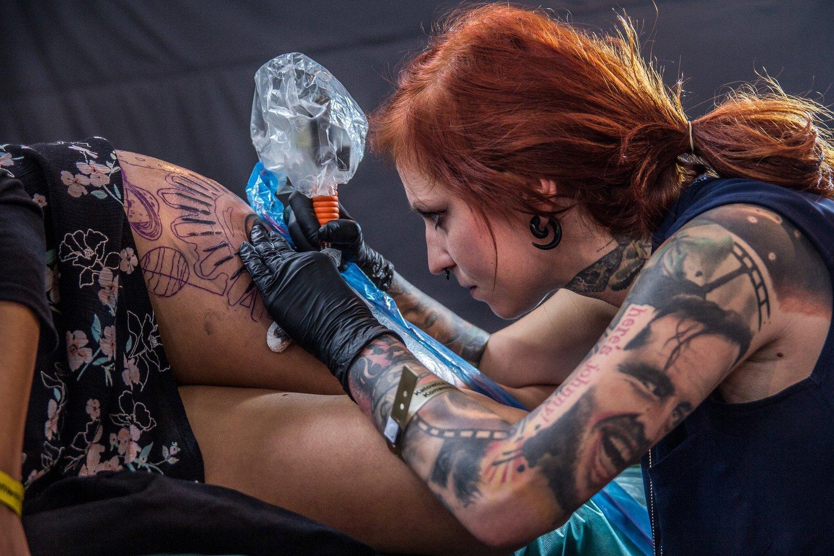 Tattoo Konwent Katowice 2017 Najlepsze Tatuaże Tatuatorzy
