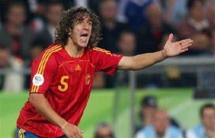 Puyol zapewnił Hiszpanii awans do finału.