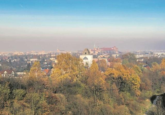 Stężenie pyłów w powietrzu może dzisiaj zbliżyć się do poziomów alarmowych