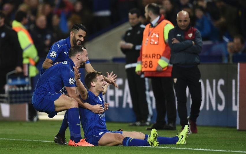 Leicester City - Sevilla 2:0
