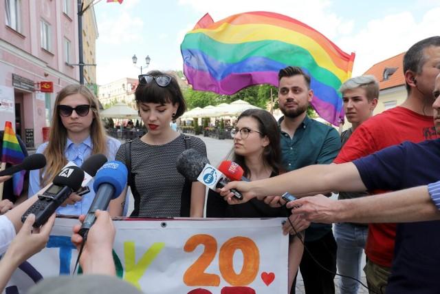 Marsz równości w Białymstoku ma przejść ulicami miasta 20 lipca.