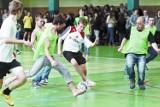 I Liceum Ogólnokształcące zaprosiło młodzież z Bliskiego Wschodu. Był mecz Polska - Izrael