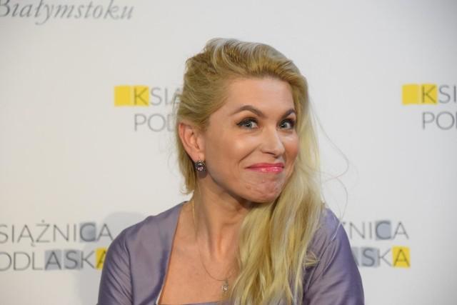 Katarzyna Bonda, autorka kryminałów spotka się z czytelnikami z Grudziądza 1 października.