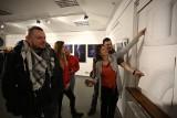 Uczniowie klasy fotograficznej oglądali wystawę studentów ASP [zdjęcia]