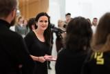 Alicja Knast, odwołana dyrektor Muzeum Śląskiego, dyrektorką Galerii Narodowej w Pradze, ważnej czeskiej instytucji kultury