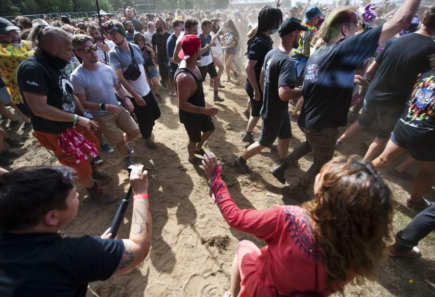Pol'and'Rock Festival 2021 w Płotach rozpoczęty. Na dużej...