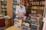 Książki na kwarantannie. Ruch jednokierunkowy w Bibliotece Śląskiej