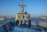 """Okręt ORP """"Generał Kazimierz Pułaski"""" wypłynął z Gdyni na manewry morskie TG18 na Morzu Północnym [zdjęcia, wideo]"""