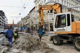 Torowisko na jednym z głównych skrzyżowań Wrocławia idzie do remontu. Zamkną je na dwa miesiące w najgorszym momencie roku