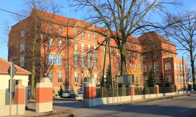 Szpital powiatowy w Namysłowie
