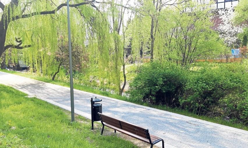 Edycja 2019: Bulwary Młyńskie to rewitalizacja terenu pomiędzy ul. Młyńską, Batalionów Chłopskich do rzeki Dzierżęcinki