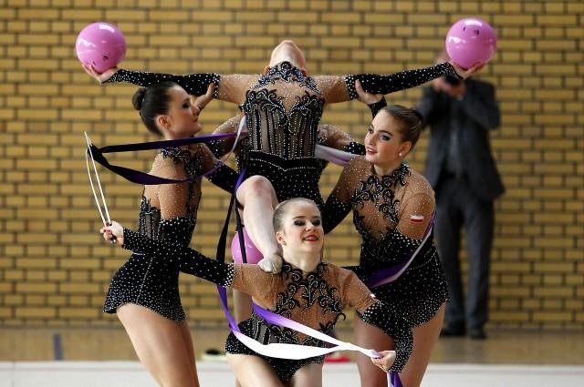 Do Szczecina zjedzie 150 gimnastyczek.