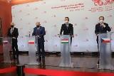 Spotkanie ministrów sprawy zagranicznych Grupy Wyszehradzkiej w Łodzi