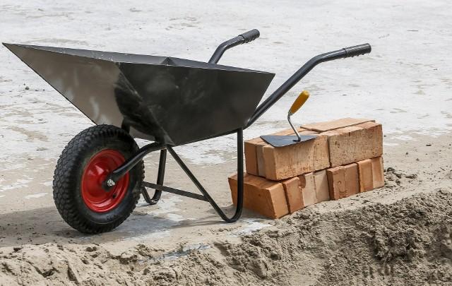 Wysoka aktywność rynku budowlanego w 2020 r. sprawiła, że chętnych na zakup materiałów nie brakowało.
