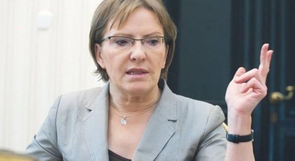 Gościem specjalnym w drugim dniu cyklu wykładów będzie minister zdrowia Ewa Kopacz.