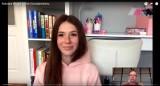 Roksana Węgiel: Czas koronawirusa można pożytecznie wykorzystać. Wreszcie spędzam czas z rodziną. Nadrabiam zaległości szkolne [WYWIAD]