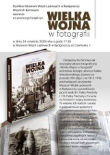 Wielka wojna w albumie wydanym przez Muzeum Wojsk Lądowych w Bydgoszczy