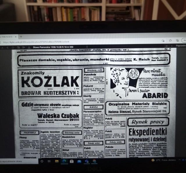 Kujawsko-Pomorska Biblioteka Cyfrowa ma w zasobach 241 076 obiektów. Wśród nich są gazety